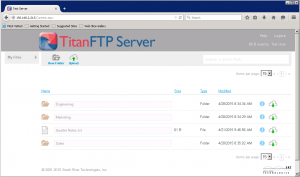 Best SFTP and FTP Server